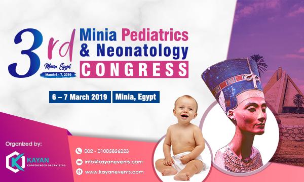 3rd Minia Pediatrics and Neonatology Congress